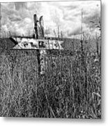 Field Of Faith Metal Print