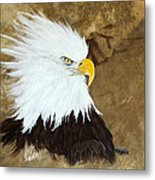 Fiesty  Metal Print by Judy M Watts-Rohanna