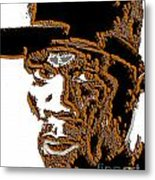 Fifty Cent Rapper Metal Print