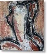 Figure 4 - Nudes Gallery Metal Print