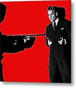 Film Homage James Cagney Angels With Dirty Faces 1939-2014 Metal Print