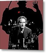 Film Homage Spencer Tracy Dr. Jekyll And Mr. Hyde 1941-2014 Metal Print