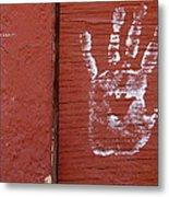 Film Noir Cyril Endfield Lloyd Bridges Try And Get Me 1950 Wall Picacho Arizona 2004 Metal Print