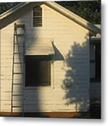 Film Noir John Garfield Lana Turner The Postman Always Rings Twice Ladder House Black Canyon Az Metal Print