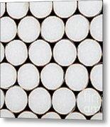 Filter Cigarettes Metal Print