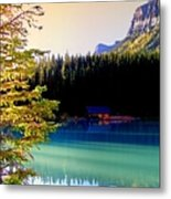 Finding Inner Peace Metal Print