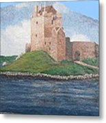 Fine Irish Castle Metal Print