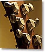 Finely Tuned Metal Print
