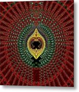 Finery Metal Print by Wendy J St Christopher