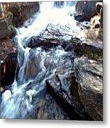 Finlay Park Waterfall Metal Print