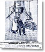 Finsen Apparatus, C1905 Metal Print
