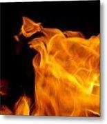 Fire 006 Metal Print