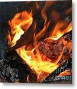 Fire 1 Metal Print