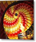 Fire In The Belly Metal Print
