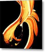 Fire Water 260 By Sharon Cummings Metal Print