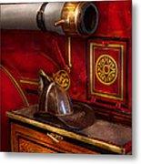Firemen - An Elegant Job  Metal Print