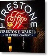 Firestone Walker Brewing Company Metal Print