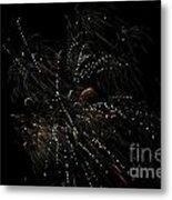 Fireworks 16 Metal Print