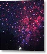 Fireworks 2014 Vi Metal Print