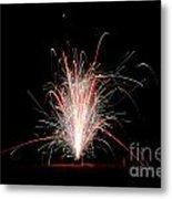 Fireworks 24 Metal Print