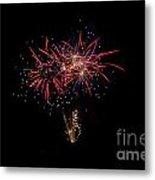 Fireworks 52 Metal Print