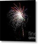 Fireworks 53 Metal Print