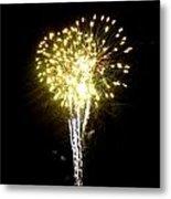 Fireworks 9 Metal Print by Mark Malitz
