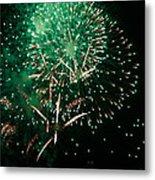 10223 Alstervergnuegen Fireworks 2013 Metal Print