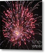 Fireworks For All Metal Print