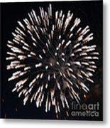 Fireworks Series X Metal Print
