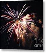 Fireworks Twenty Eleven II Metal Print