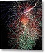 Fireworks6504 Metal Print