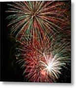 Fireworks6509 Metal Print
