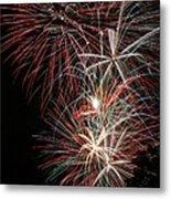 Fireworks6518 Metal Print