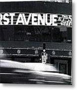 First Avenue Metal Print by Kip Krause