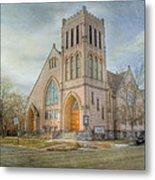 First Avenue Presbyterian Church  Metal Print