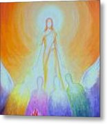 First Creation 4 Emanations Metal Print