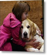 First Day Of Crufts 2015 Metal Print
