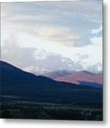 First Dusting Metal Print