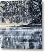 First Light Metal Print by John Monteath