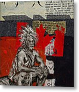First Nations 14 Metal Print