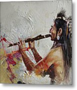 First Nations 40 Metal Print