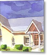 First Presbyterian Church II Ironton Missouri Metal Print