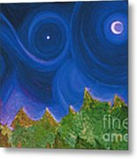 First Star Wish By Jrr Metal Print by First Star Art