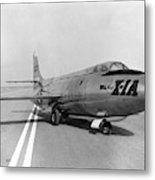 First Supersonic Aircraft, Bell X-1 Metal Print