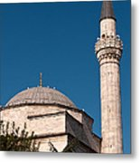 Firuz Aga Mosque Metal Print