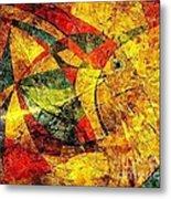 Fish 369 - Marucii Metal Print