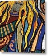 Fish File Codex The Mother Word 24 Metal Print