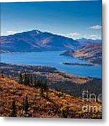 Fish Lake - Yukon Territory - Canada Metal Print