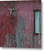 Fish Shack Metal Print
